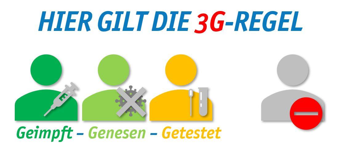 3G-Regel bei der HGW!