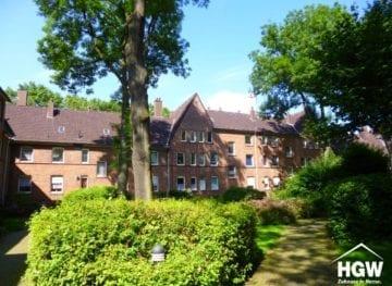 Wohnen am Stadtgarten Wanne-Eickel!, 44649 Herne, Dachgeschosswohnung